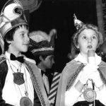 1975/1976 Prinz: Thomas I. (Zimmermann) Prinzessin: Michaela I. (Vogt)