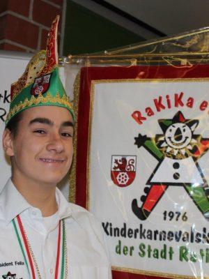 felix borowski